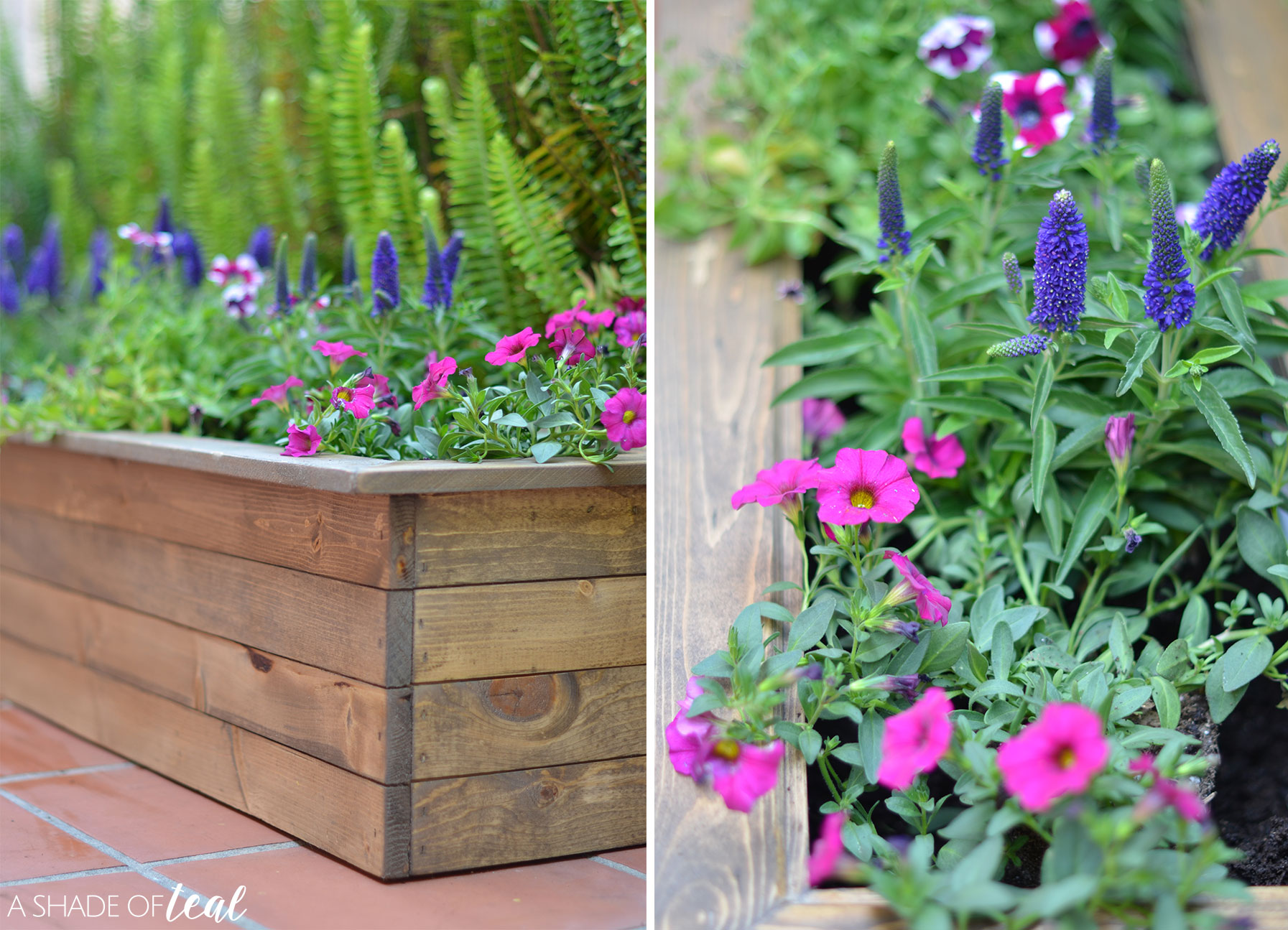 Porch Update How To Make A Flower Box With Monrovia Flowers