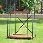 How To Style A Outdoor Bar Cart