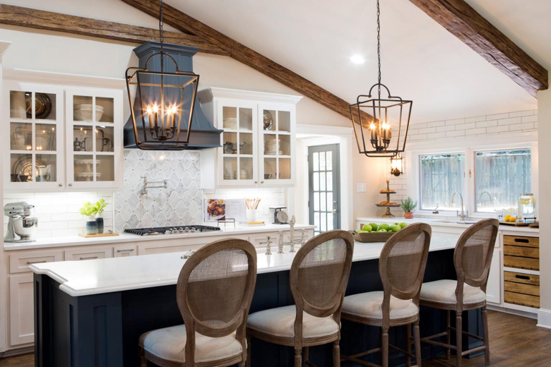 Modern farmhouse light within budget inspiration source