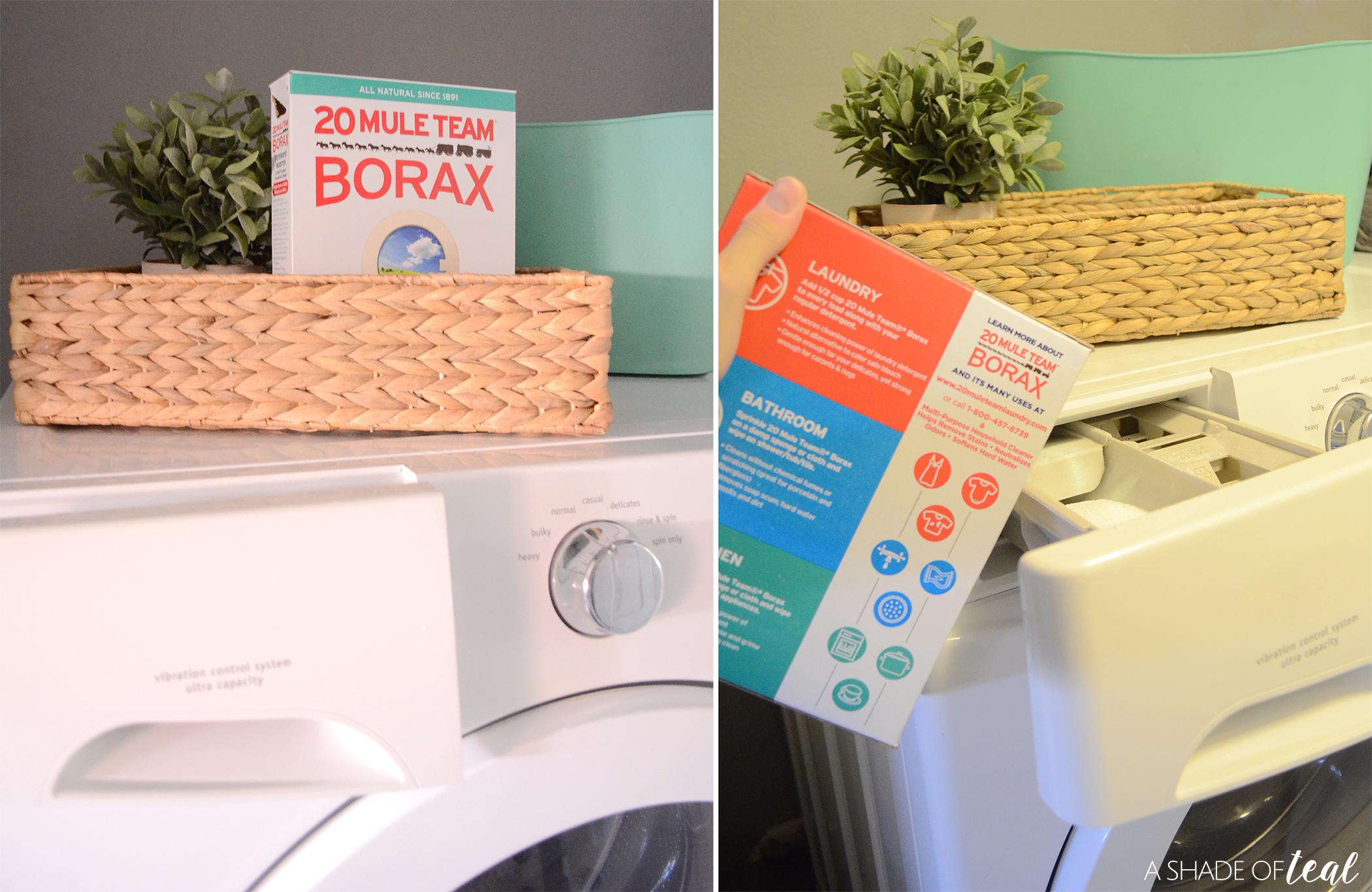 5 Amazing Ways To Clean With Borax
