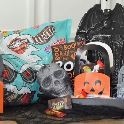 Halloween Coffin Graveyard BOO Kit!