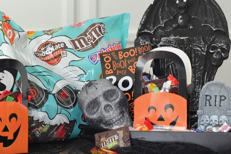 Halloween Coffin Graveyard BOO Kit!