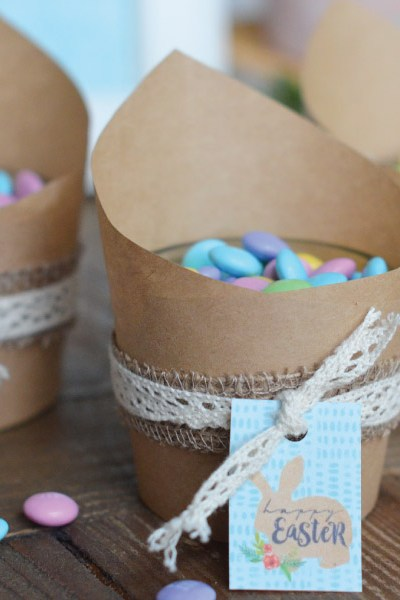 How to Make Easter Candy Favor's!