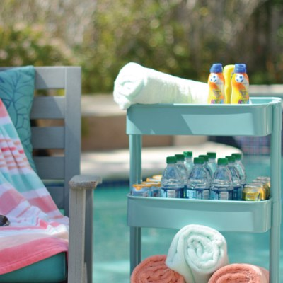 Get Ready for Summer With a Pool Station!