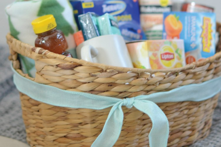 How to make the Ultimate Get Well Gift Basket!