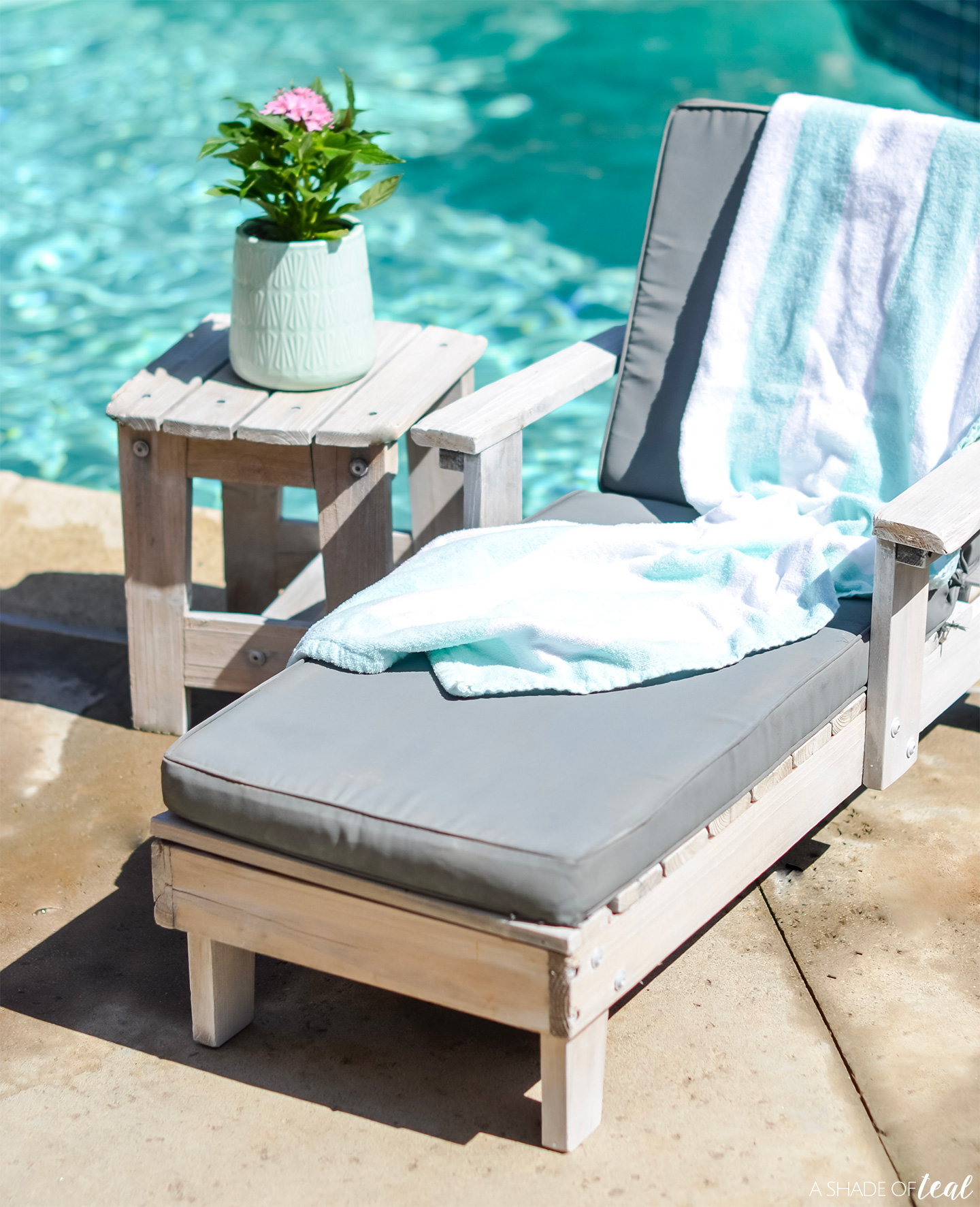 how to white wash patio furniture