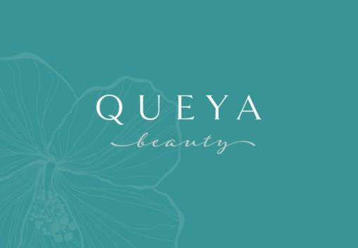 Queya Beauty Brand Identity