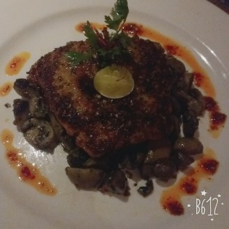 Grilled Chili Fish