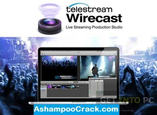 Wirecast Pro 14.2 (Mac) Crack + Torrent Full Version FREE Download!