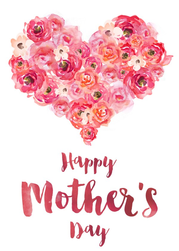 Freebie Friday: Mother's Day Card - Ash and Crafts