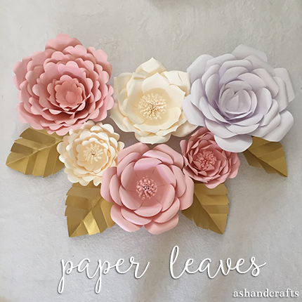 Paper flowers archives ash and crafts paper flowers mightylinksfo