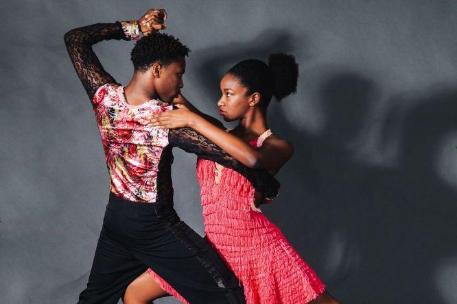 Afro Tanzshow