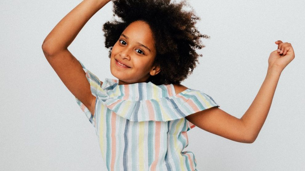 Afro Dance for Kids