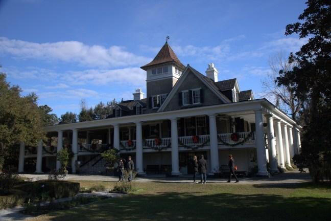 The Farm house at Magnolia Plantation, SC