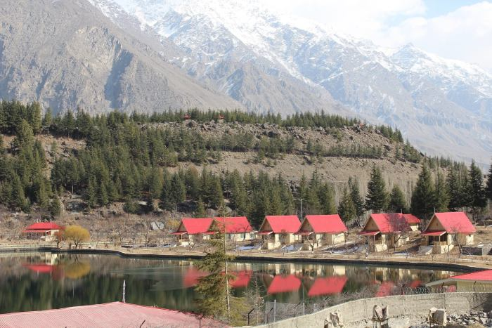 Shangrila Resort – Skardu, Pakistan