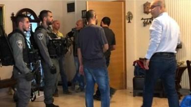 Photo of إسرائيل تفرج عن فادي الهدمي بعد التحقيق معه
