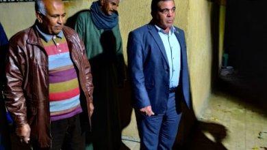 """رئيس مدينة الزينية بالأقصر يهنئ رجال الشرطة بعيدها الـ """" 68 """""""
