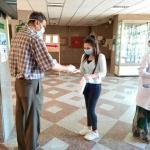 جامعة الفيوم تشهد فعاليات اليوم الثالث لاختبارات الفصل الدراسي الثاني بدون أي شكوي.