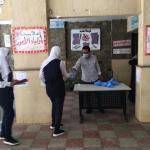 مصر/ اليوم الثاني يؤدي طلاب مدارس النجم الساطع امتحاناتهم بنجاح/وكالة أنباء الشرق العربى