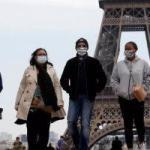 1397 إصابة جديدة بفيروس كورونا خلال الأربع وعشرين ساعة المنقضية بفرنسا