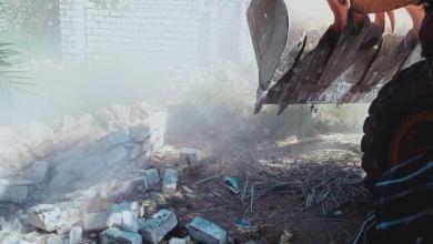Photo of تنفيذ 7 قرارات إزالة تعديات على الأراضى الزراعية بقرية الضبعية غرب الأقصر
