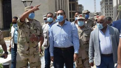 Photo of مدبولى.. يتفقد مبنى مجلس الوزراء ووزارة الخارجية اثناء جولته بالحي الحكومي بالعاصمة الإدارية