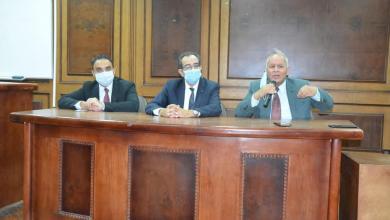 Photo of جامعة الفيوم: اجتماع لمتابعة خطة الاعتماد والجودة بكلية الطب