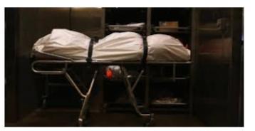 Photo of عثر علي جثتين لخفريين داخل قطعة أرض بمنطقة المقطم وتم نقل الجثتين للمشرحة