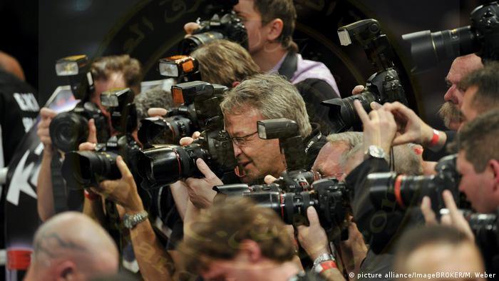 اتحاد الصحفيين الألمان يدق ناقوس الخطر