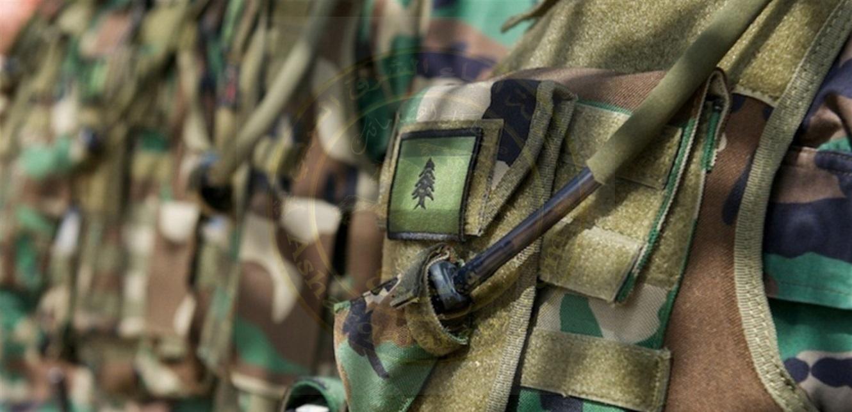 الجيش اللبناني يوقف 5 أشخاص في قب الياس ويضبط أعتدة حربية
