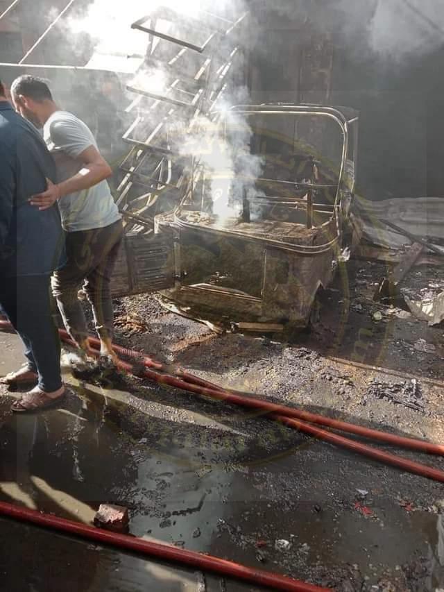 نفجار أنابيب غاز داخل فرن بدار السلام وسقوط ضحايا