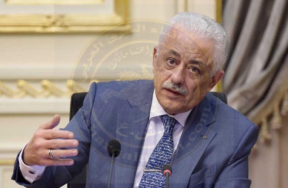 دكتور طارق شوقي وزير مختلف عن وزراء التعليم السابقين