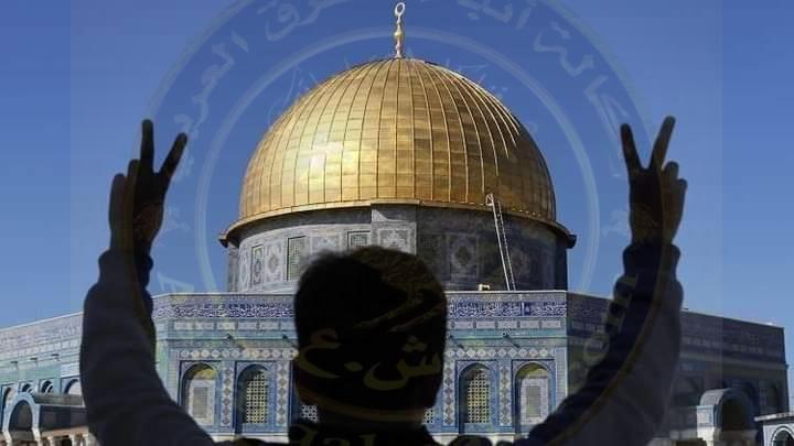القدس تنتصر