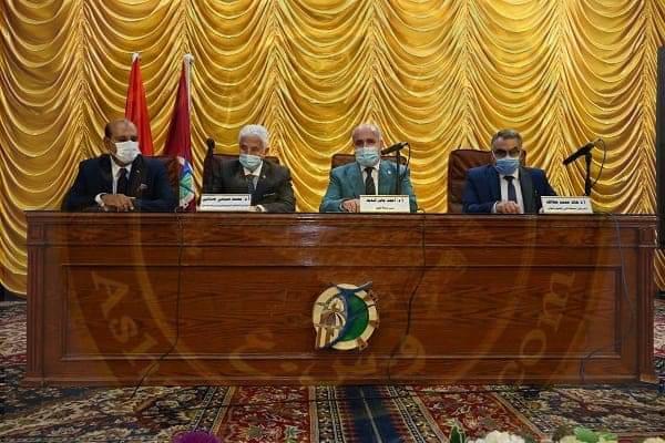 جامعة الفيوم: اجتماع تحضيري للملتقي الطلابي الأول للجامعات المصرية المدنية والكليات العسكرية والشرطية