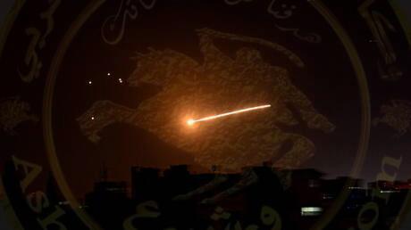 الدفاعات الجوية السورية تسقط معظم صواريخ العدوان الإسرائيلي التي استهدفت السفيرة