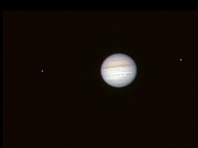 Jupiter 4 Aout