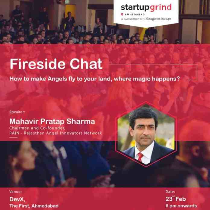 Startup Grind- Ahmedabad first chapter by DevX