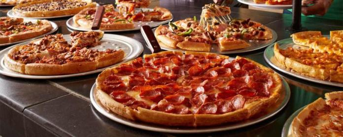Pizza places in Ahmedabad