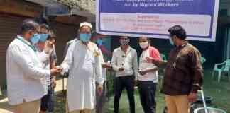Coronavirus-NGO in Ahmedabad helping needy people