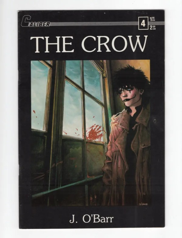 The Crow 4—Front Cover