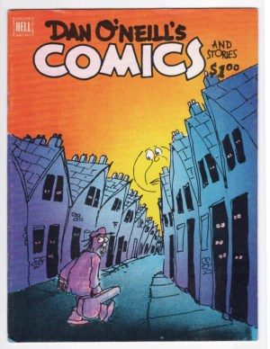 Dan O'Neill's Comics and Stories Vol. 2 1—Front Cover