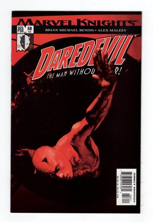 Daredevil 58—Front Cover