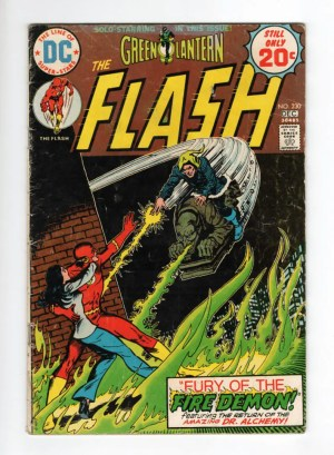 Flash 230—Front Cover