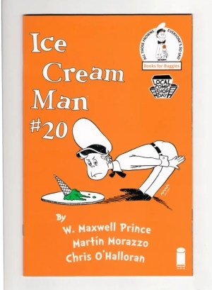 Ice Cream Man 20 (LCSD)—Front Cover