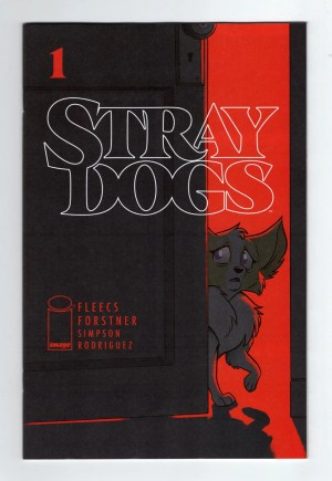 Stray Dogs 1—Front Cover