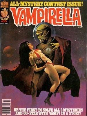 Vampirella 65—Front Cover