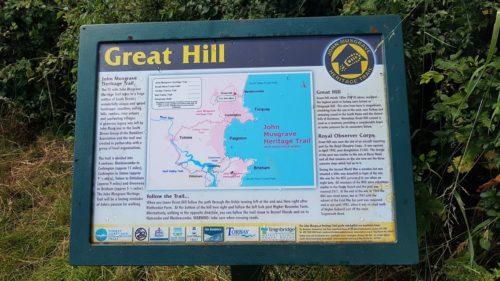 Great Hill, Barton Torquay