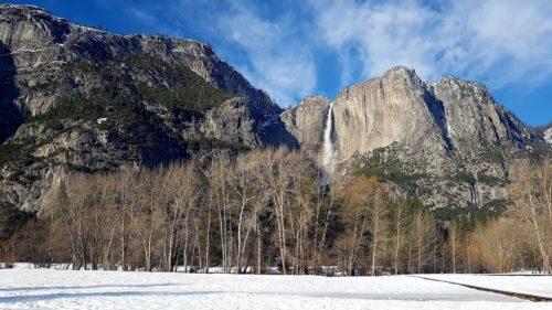 Yosemite Lower Falls Yosemite Valley