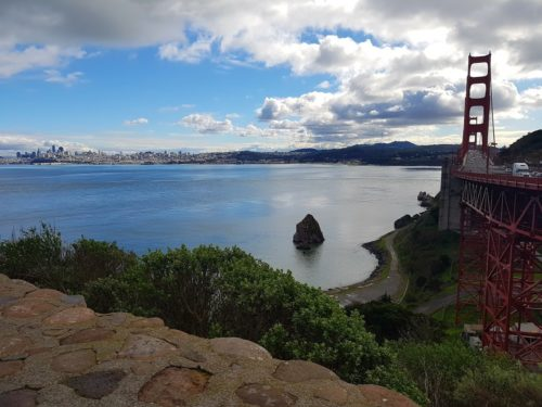 Golden Gate Bridge San Francisco Standard