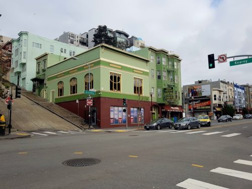 San Francisco, USA, Standard